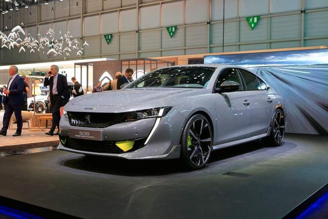 Peugeot bật đèn xanh cho 508 Sport Engineered đọ sức Toyota Camry TRD - Ảnh 2.