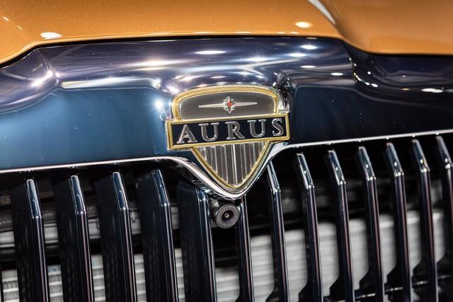 Aurus - Thương hiệu chế tạo limousine cho tổng thống Nga ra mắt trời Âu, Rolls-Royce hay Bentley cũng phải dè chừng - Ảnh 5.