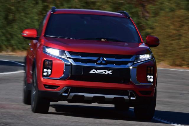 Mitsubishi Outlander Sport mới chính thức ra mắt, đối chọi Honda CR-V - Ảnh 2.