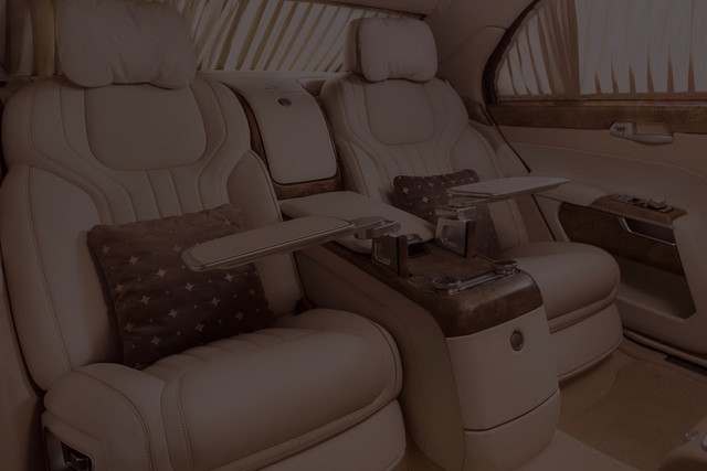 Aurus - Thương hiệu chế tạo limousine cho tổng thống Nga ra mắt trời Âu, Rolls-Royce hay Bentley cũng phải dè chừng - Ảnh 12.