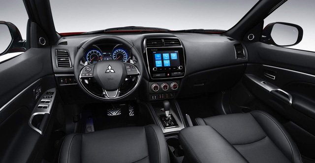 Mitsubishi Outlander Sport mới chính thức ra mắt, đối chọi Honda CR-V - Ảnh 6.