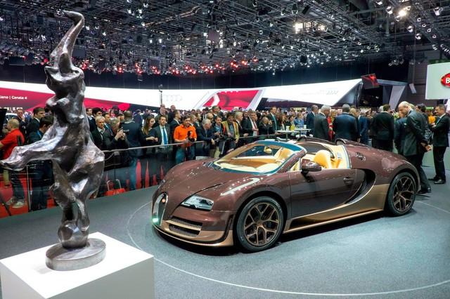 Đại gia bất động sản khoe Bugatti Veyron hàng siêu độc hút hồn fan siêu xe - Ảnh 3.