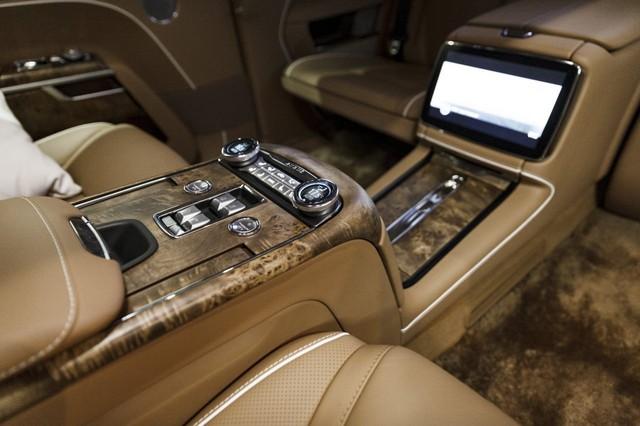 Aurus - Thương hiệu chế tạo limousine cho tổng thống Nga ra mắt trời Âu, Rolls-Royce hay Bentley cũng phải dè chừng - Ảnh 9.