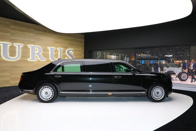 Aurus - Thương hiệu chế tạo limousine cho tổng thống Nga ra mắt trời Âu, Rolls-Royce hay Bentley cũng phải dè chừng - Ảnh 6.