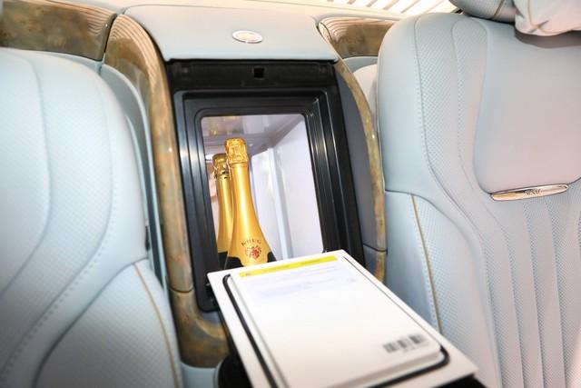 Aurus - Thương hiệu chế tạo limousine cho tổng thống Nga ra mắt trời Âu, Rolls-Royce hay Bentley cũng phải dè chừng - Ảnh 10.