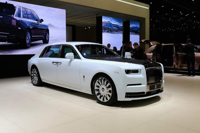 Rolls-Royce Phantom Tranquillity: Đỉnh cao bầu trời sao cho đại gia thích tĩnh lặng - Ảnh 1.