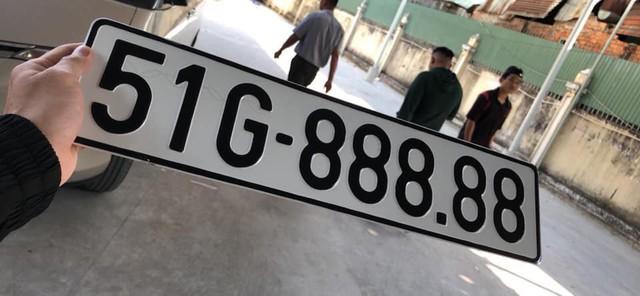 Bốc biển ngũ quý như trúng số tiền tỷ: Kia Cerato biển 5 số 8 tại Sài Gòn được trả giá 3 tỷ đồng chưa bán - Ảnh 3.