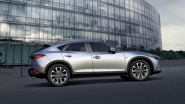Ai cũng thắc mắc sao lại đặt tên là CX-30 và đây là giải đáp từ Mazda - Ảnh 2.
