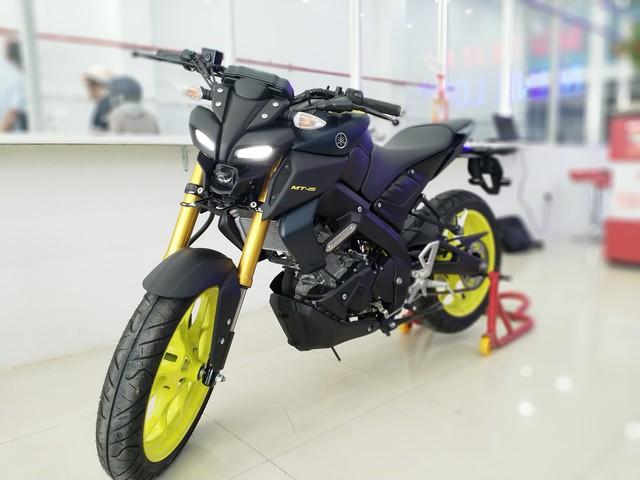 Yamaha MT-15 2019 nhập khẩu tư nhân chốt giá 79 triệu đồng tại Việt Nam, thế khó cho TFX 150 chính hãng - Ảnh 1.