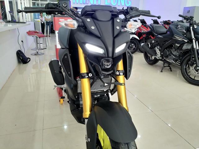 Yamaha MT-15 2019 nhập khẩu tư nhân chốt giá 79 triệu đồng tại Việt Nam, thế khó cho TFX 150 chính hãng - Ảnh 2.