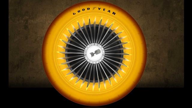 Xe mạ vàng, lốp phát sáng, đầu như chiến đấu cơ chiếm spotlight hơn cả Bugatti - Ảnh 5.
