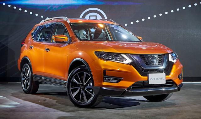 Nissan gấp rút làm mới X-Trail, đua tranh cùng Honda CR-V - Ảnh 1.