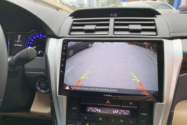 Caska tấn công thị trường ô tô Việt Nam với màn hình Android tầm trung tích hợp nhiều 'đồ chơi' - Ảnh 3.