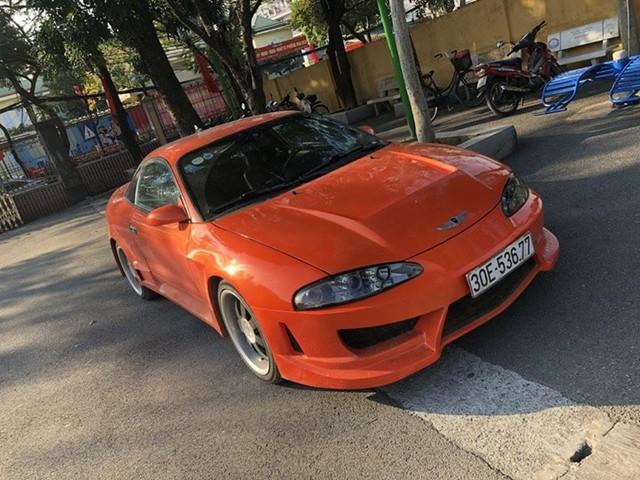 Hồi sinh Mitsubishi Eclipse 24 năm tuổi, thợ máy bán xe giá hơn 200 triệu để lên đời BMW X5 - Ảnh 6.