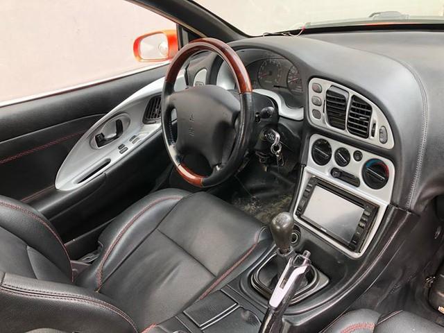 Hồi sinh Mitsubishi Eclipse 24 năm tuổi, thợ máy bán xe giá hơn 200 triệu để lên đời BMW X5 - Ảnh 4.
