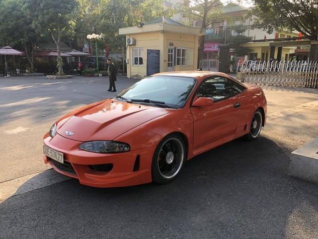 Hồi sinh Mitsubishi Eclipse 24 năm tuổi, thợ máy bán xe giá hơn 200 triệu để lên đời BMW X5 - Ảnh 1.