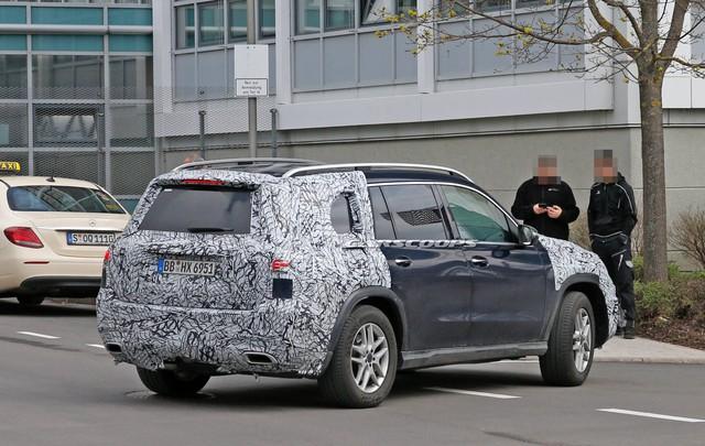 Mercedes-Benz GLS chốt lịch ra mắt: S-Class của SUV đấu BMW X7 - Ảnh 2.