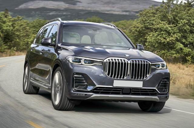 BMW X8 - SUV chủ lực, sang trọng nhất của BMW đang hoàn thiện để đấu Maybach GLS - Ảnh 1.