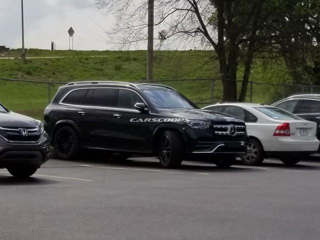 Mercedes-Benz GLS mới lộ diện trần trụi: Bản thường đấu BMW X7, Maybach đấu cả Rolls-Royce Cullinan - Ảnh 2.