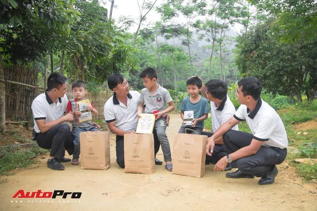 Hành trình lên Sơn La gian nan của đoàn xe Trung Nguyên Legend - Ảnh 5.