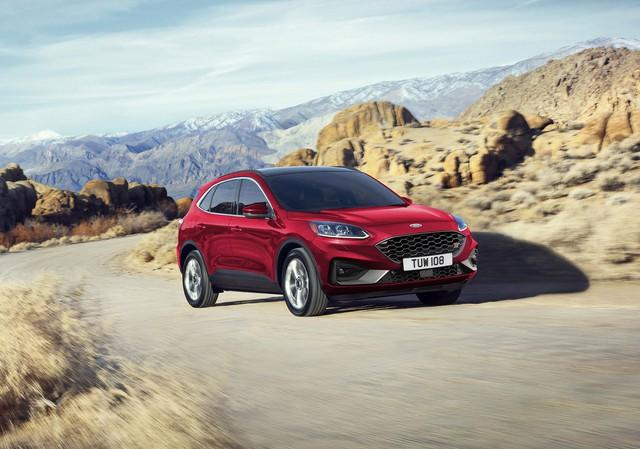 Focus đã có bản hiệu suất cao ST, liệu Ford Escape mới sẽ có cấu hình này? - Ảnh 2.