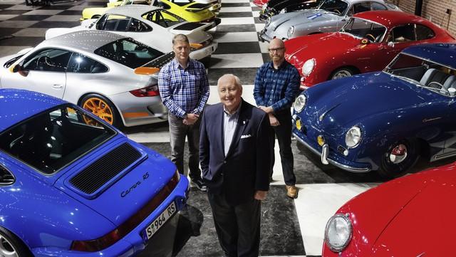 Bộ sưu tập Porsche danh giá nhất thế giới bị phá hủy vì rò khí gas - Ảnh 1.