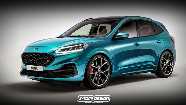 Focus đã có bản hiệu suất cao ST, liệu Ford Escape mới sẽ có cấu hình này? - Ảnh 3.