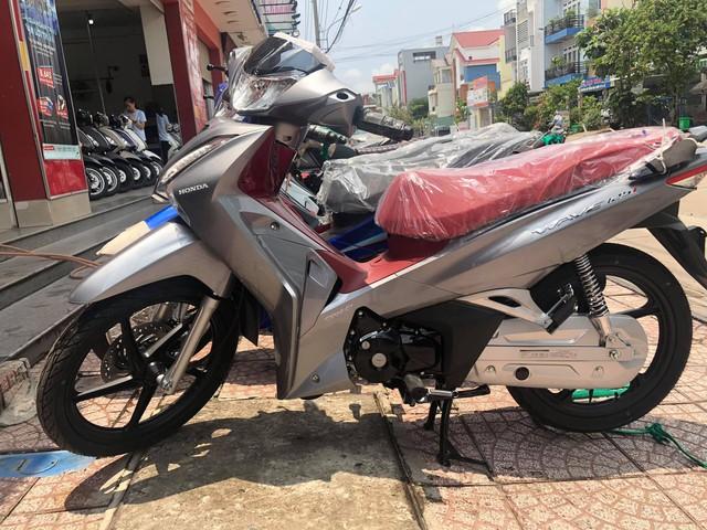 Honda Future nhập Thái giá từ 61 triệu đồng - vượt mặt SH Mode và PCX 125 chính hãng tại Việt Nam - Ảnh 3.