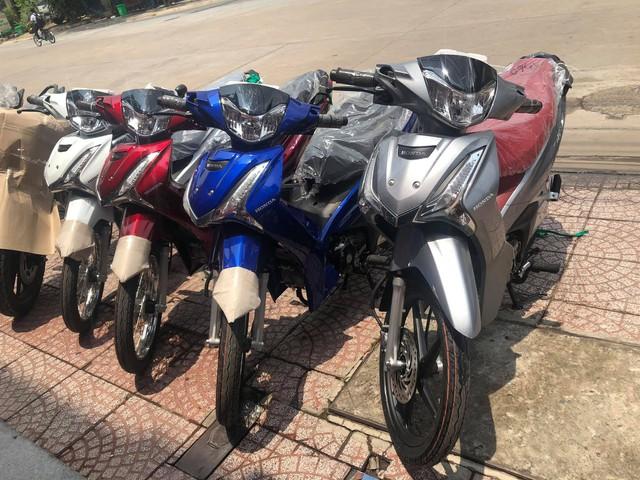 Honda Future nhập Thái giá từ 61 triệu đồng - vượt mặt SH Mode và PCX 125 chính hãng tại Việt Nam - Ảnh 2.