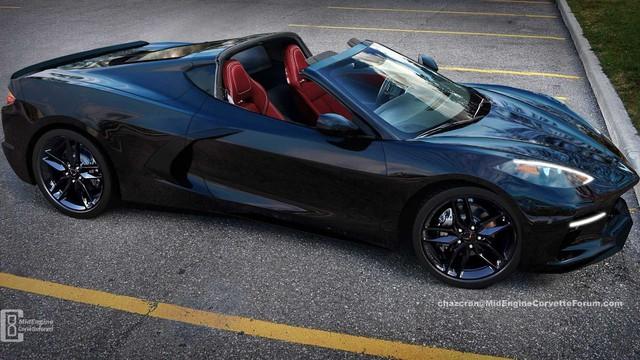 Chevrolet C8 Corvette bất ngờ lộ diện, chốt ngày ra mắt - Ảnh 6.