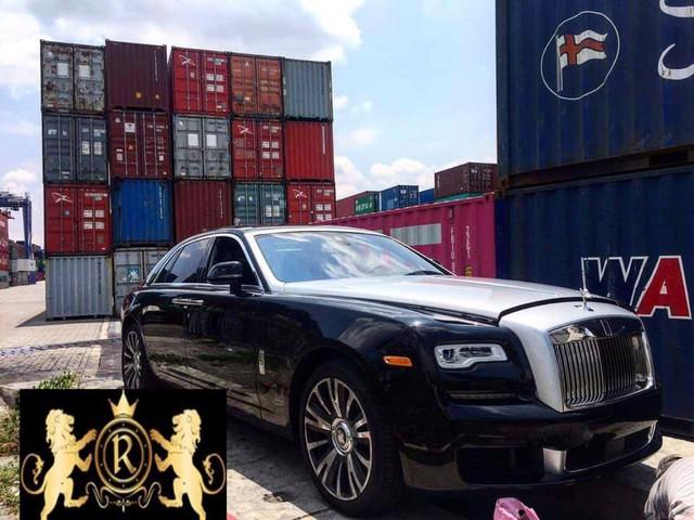 Rolls-Royce Ghost 2019 đầu tiên về Việt Nam với một số chi tiết khác biệt - Ảnh 4.