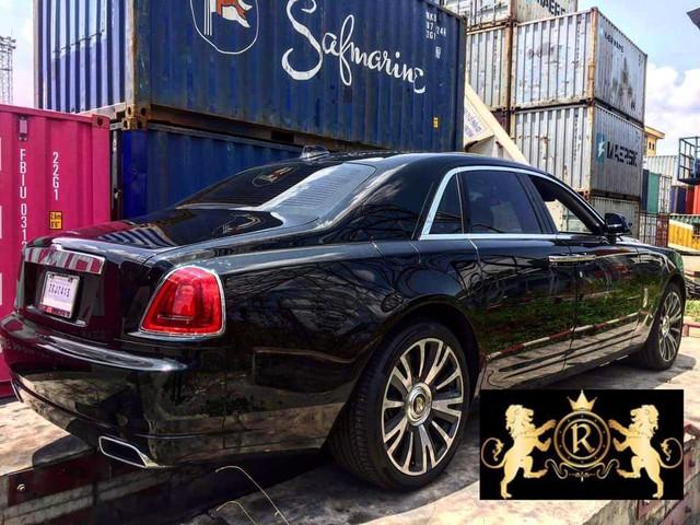 Rolls-Royce Ghost 2019 đầu tiên về Việt Nam với một số chi tiết khác biệt - Ảnh 5.