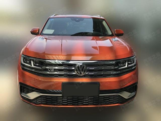 Volkswagen sẵn sàng cho SUV mới đối đầu Hyundai Santa Fe - Ảnh 2.