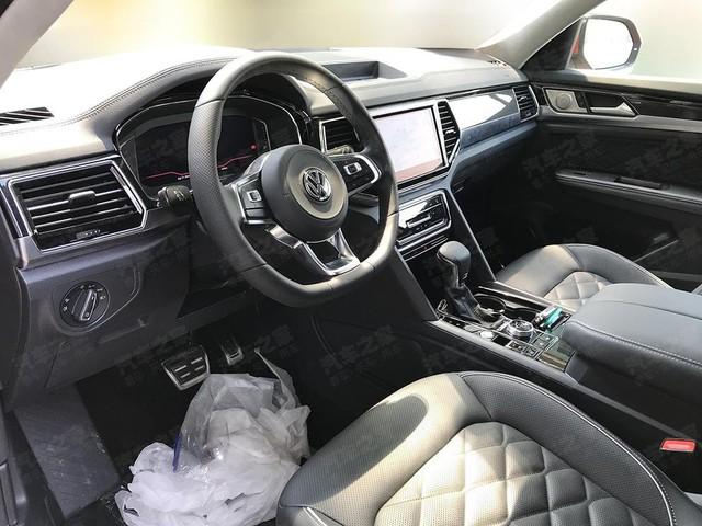 Volkswagen sẵn sàng cho SUV mới đối đầu Hyundai Santa Fe - Ảnh 5.