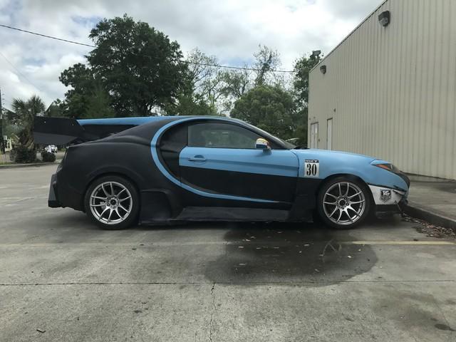Xe thể thao của Hyundai nhái Bugatti Chiron kiểu nửa vời, dân mạng ném đá dữ dội - Ảnh 1.