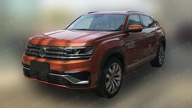 Volkswagen sẵn sàng cho SUV mới đối đầu Hyundai Santa Fe