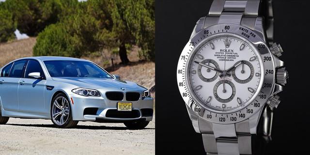 Choáng trước sự kết hợp triệu đô giữa đồng hồ và siêu xe - Ảnh 5.