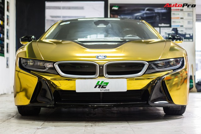 Đây là những cách làm mới của chủ xe BMW i8 khi bị chê đi xe hết thời - Ảnh 11.