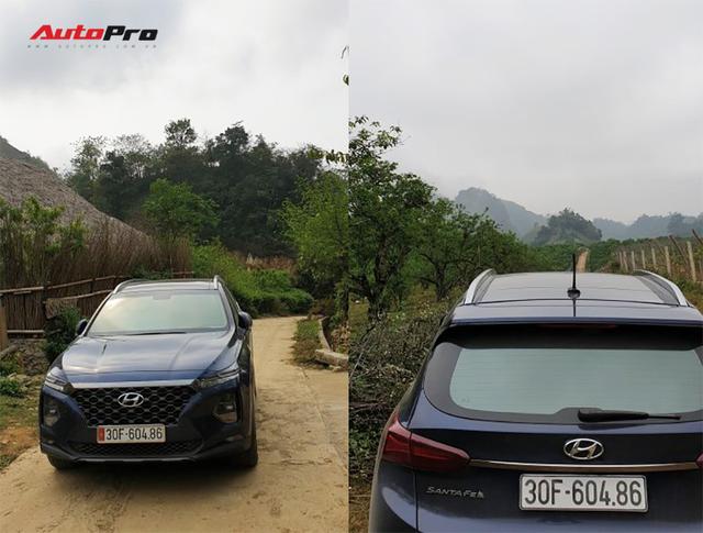 Người dùng nhận xét Hyundai Santa Fe sau khi đã sử dụng Mercedes-Benz GLK: Gần như hài lòng trừ ăn xăng - Ảnh 3.