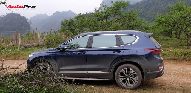 Người dùng nhận xét Hyundai Santa Fe sau khi đã sử dụng Mercedes-Benz GLK: Gần như hài lòng trừ ăn xăng - Ảnh 4.