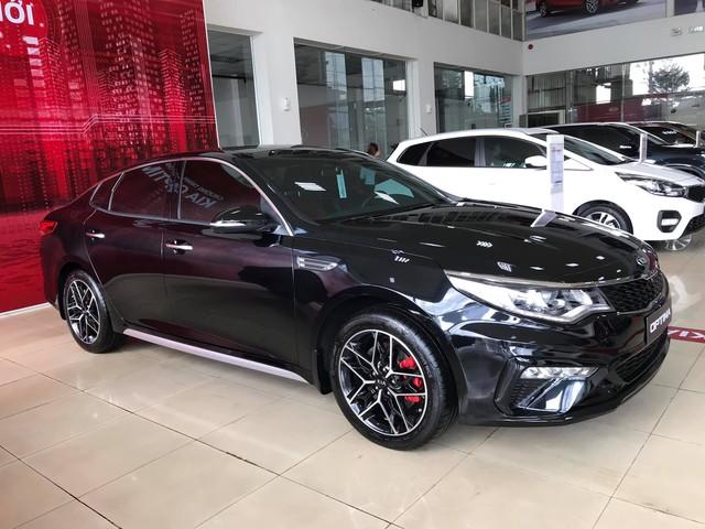 Chi tiết Kia Optima 2019 giá từ 789 triệu đồng: Rẻ nhất phân khúc, tham vọng thoát dớp trước Toyota Camry và Honda Accord - Ảnh 8.