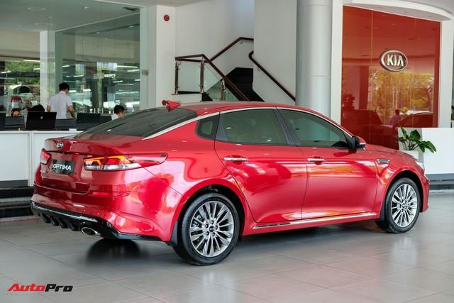 Chi tiết Kia Optima 2019 giá từ 789 triệu đồng: Rẻ nhất phân khúc, tham vọng thoát dớp trước Toyota Camry và Honda Accord - Ảnh 5.