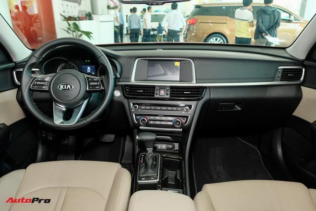 Chi tiết Kia Optima 2019 giá từ 789 triệu đồng: Rẻ nhất phân khúc, tham vọng thoát dớp trước Toyota Camry và Honda Accord - Ảnh 9.