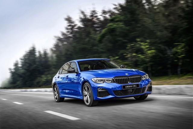 Ra mắt BMW 3-Series LWB - Bản kéo dài dành cho ông chủ - Ảnh 4.