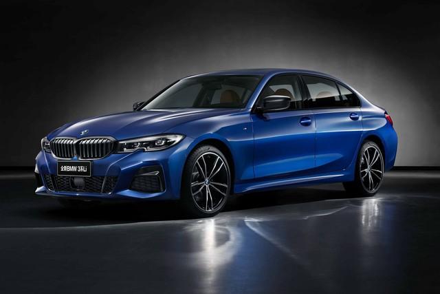 Ra mắt BMW 3-Series LWB - Bản kéo dài dành cho ông chủ - Ảnh 3.