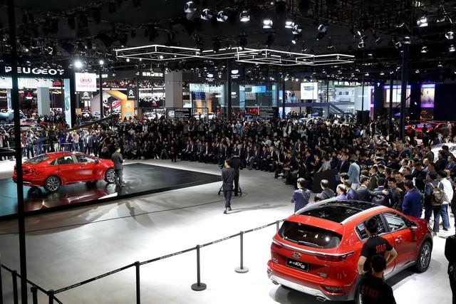 Kia Cerato tản nhiệt Maserati chính thức ra mắt  - Ảnh 3.
