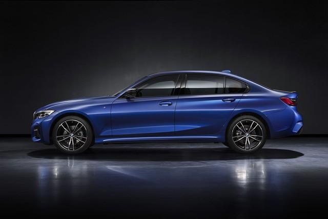Ra mắt BMW 3-Series LWB - Bản kéo dài dành cho ông chủ - Ảnh 1.