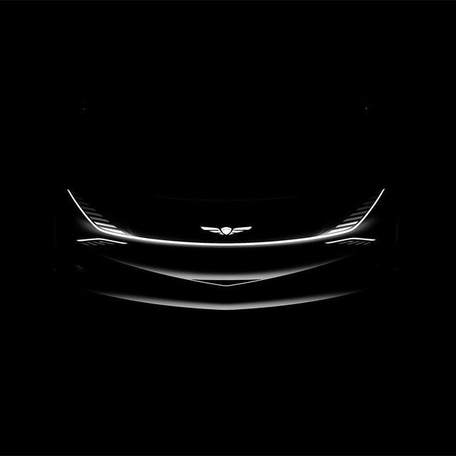 Genesis nhá hàng SUV mới - Tiêu chuẩn mới của xe sang Hàn Quốc - Ảnh 1.