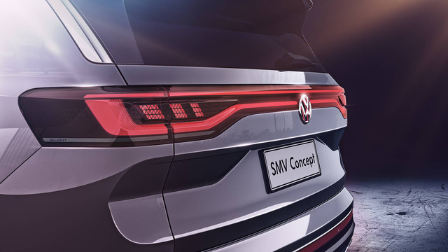 Volkswagen trình làng 4 SUV mới cùng một lúc: Có mẫu to lớn hơn cả Touareg sắp bán tại Việt Nam - Ảnh 5.