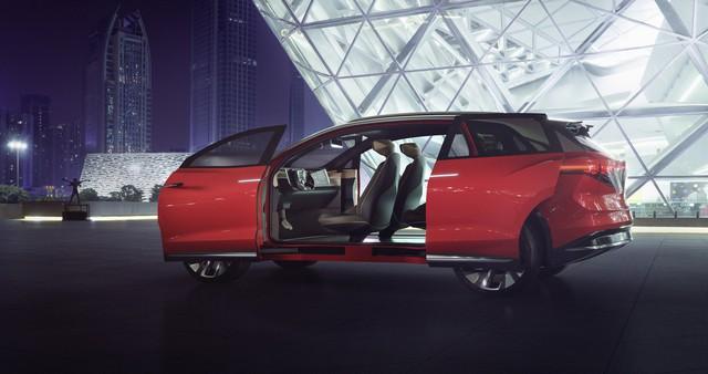Volkswagen trình làng 4 SUV mới cùng một lúc: Có mẫu to lớn hơn cả Touareg sắp bán tại Việt Nam - Ảnh 10.